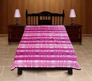 Cobertor Principe Cuadros 2.00 x 1.65 m.