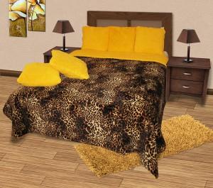 Matrimonial Piel jaguar 2.00 x 2.25 m.
