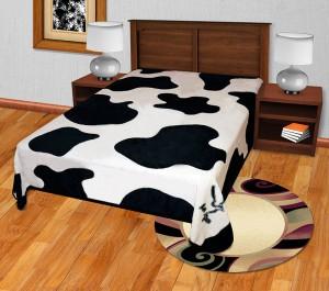 Matrimonial Piel de vaca 2.00 x 2.20 m.